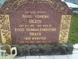 Basil Venning Heath (Unknown-1990) - Find A Grave Memorial