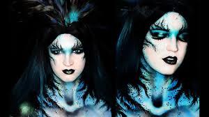 raven makeup tutorial 31 days of