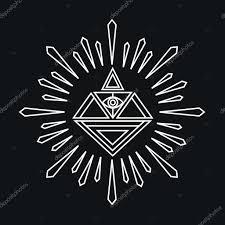 ᐈ оккультизм тату векторные изображения рисунок оккультные