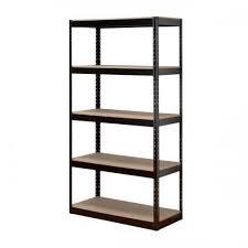 stationery supply of influx storage shelving unit heavy duty boltless 5 shelves capacity 150kg