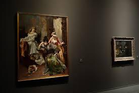 fig 16 japonisme reaches spain francesc masriera after the ball 1886 oil on canvas museu nacional d art de catalunya mnac barcelona