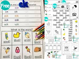 These free phonics worksheets may be used independently and without any obligation to make a purchase, though they work well with the excellent phonics dvd and phonics audio cd programs developed by rock 'n learn. The Ck Spelling Rule Anchor Chart And Worksheets Teaching Resources