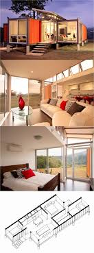 Shipping container home More