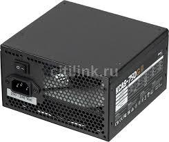 <b>Блок питания</b> AEROCOOL KCAS-750G, <b>750Вт</b>, 120мм, черный, retail