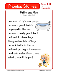 Available in pdf & google slides format. Reading Comprehension Worksheet Patty And Gus