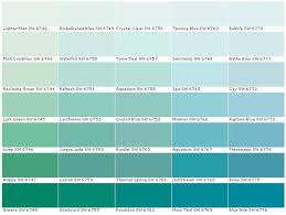 Sherwin Williams Paint Quality Chart Sherwin Williams Teal Amazing Teal Paint Colors Sherwin