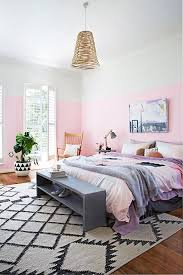 We Adore This Simple And Chic Pink Bedroom!