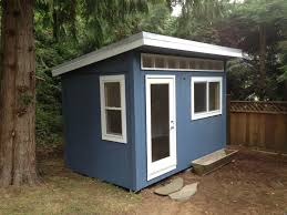 outdoor shed office. North Vancouver Backyard Office Outdoor Shed A