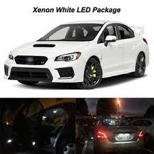 2018 subaru wrx white. exellent subaru image is loading 8xwhiteledbulbsfor2018subaru intended 2018 subaru wrx white