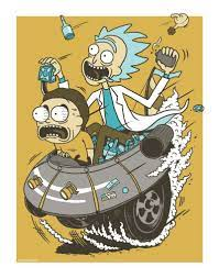 Pin by Cony on ♡Rick and Morty♡   Rick and morty poster, R rick and morty,  Rick and morty