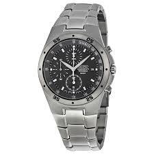 seiko titanium chronograph men s watch snd419 titanium seiko seiko titanium chronograph men s watch snd419