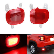 2015 up jeep renegade led rear fog light kit red led bulbs price 119 99