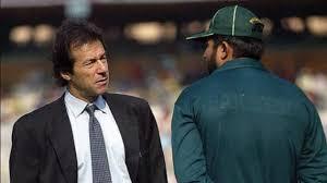 Inzamam-ul-Haq narrates when Imran Khan 'took over captaincy ...
