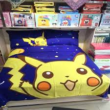pokemon bedding for kids bedding twin decorating living room with no windows