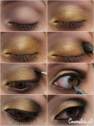 how to apply bridal eye makeup correctly applying eyeshadow