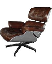 vintage leather office chair.  Leather CDI International Furniture Vintage Leather Office Chair Brown On G