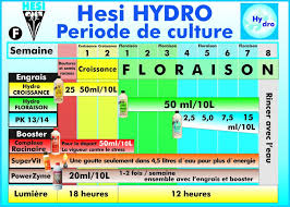 Hesi Soil Chart Hesi Super Vit 50 Ml