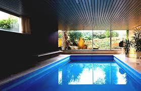 Indoor Pool In House Home Decor Design Interior Ideas