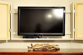 flat screen tv cabinet. Diy Flat Screen Tv Cabinet, Diy, Doors, Kitchen Cabinets, Woodworking Projects, Cabinet N