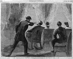 「リンカーン大統領暗殺事件」の画像検索結果
