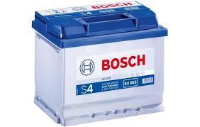 Аккумулятор автомобильный автомобильный <b>Bosch</b> S4 Silver 0 ...