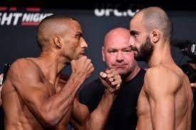 UFC Vegas 35: Barboza vs. Chikadze live ...