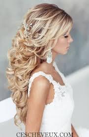 Coiffure Demoiselle Dhonneur Cheveux Coiffure Mariage