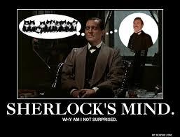 DeviantArt: More Like Sherlock Holmes demotivational poster 4 by ... via Relatably.com