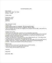 Formal Letter Formats Under Fontanacountryinn Com