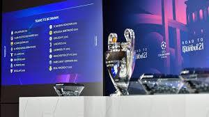 The 12 teams were drawn into six ties, which will decide the. Champions League Auslosung Mit Bayern Bvb Gladbach Und Leipzig