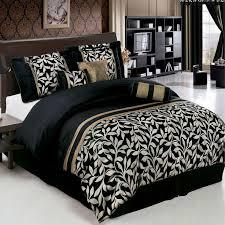 tan and black comforter sets best gold king set 95 on cotton duvet in decor 10