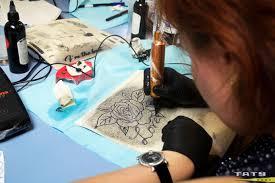 обучение татуировке от мастера елены баски Profclass салон
