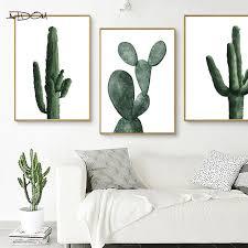 artdom no framed cactus wall art print decorative wall painting cactus decoration canvas art print on cactus wall art framed with artdom no framed cactus wall art print decorative wall painting
