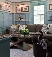 blue walls brown furniture. What Color Curtains With Blue Walls Brown Furniture Gopelling Net