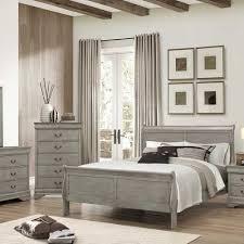 Gray Bedroom Set The Furniture Shack Discount Furniture