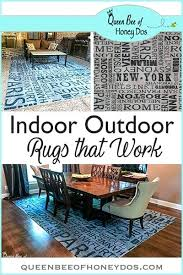 easy to clean indoor outdoor rugs area