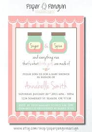 Invitation Free Download Gorgeous Possible And Spice Baby Shower Invitation Templates For Pages Free