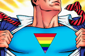 Superman vs. the Homophobe