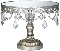 Decorative Cake Stands Fabulous Fun Finds Antique Beaded Cake Stands Free Shipping