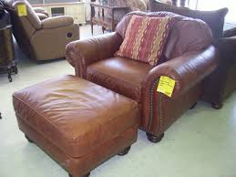 small leather chair. Furniture: Leather Swivel Chair And Ottoman | Reclining Overstock Accent Chairs Under 100 Small