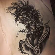 Dark Horse By At Samantha Smith Tetování Tetování