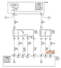 index automotive circuit circuit diagram com the engine circuit of shanghai gm cadillac xlr car 2