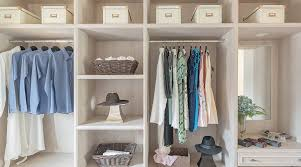 seeking the help of professional closet organizers can make all the difference in your relationship
