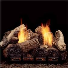 monessen berkley oak ventless gas logs remote ready 18 24 or 30 inch