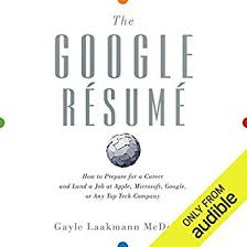 To Prepare Resume Amazon Com The Google Resume How To Prepare For A Career And Land