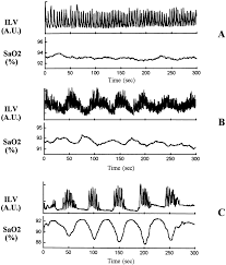 Types Of Breathing Patterns Abnormal Awake Respiratory Patterns Are Common In Chronic Heart