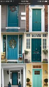Turquoise front door Bright Aquaturquoise Front Door Turquoise Front Doors Blue Front Doors Aqua Door Pinterest 50 Best Turquoise Front Doors Images Antique Doors Blue Doors