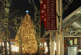faneuil hall christmas tree lighting. the faneuil hall area is arguably most festive destination in boston with biggest christmas tree on east coast yes bigger than rockefeller lighting i