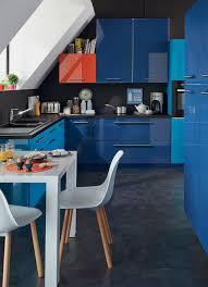 Elia Meuble De Cuisine Bas Dangle 1 Porte Bleu Alinéa Modern