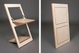 flat pack furniture. Super Simple Flat-Pack Idea To Reinvent The Folding Chair Via Dornob.com Flat Pack Furniture